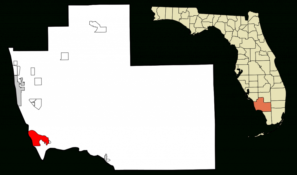 Marco Island, Florida - Wikipedia - San Marcos Island Florida Map