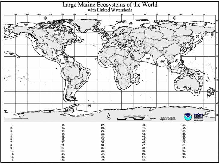 Printable Geography Maps