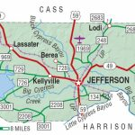 Marion County | The Handbook Of Texas Online| Texas State Historical - Marion Texas Map