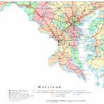 Maryland County Map Printable | Printable Maryland Map | Adorable In   Printable Map Of Maryland