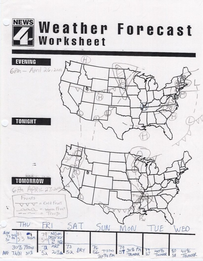 Math : Map Reading Worksheets Map Reading Worksheets Pdf. Map - Free Printable Weather Map Worksheets