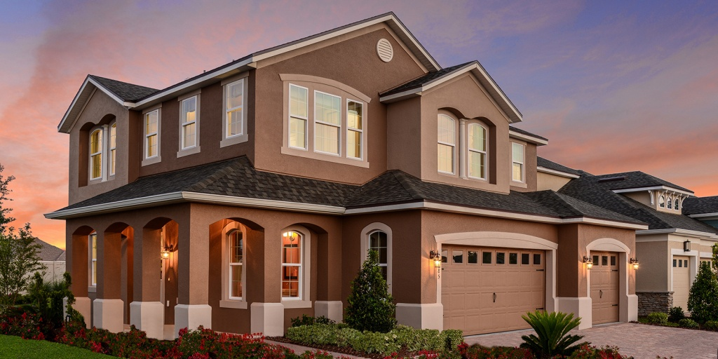 Mattamy Homes | New Homes For Sale In Orlando, Kissimmee: Tapestry - Map Of Homes For Sale In Florida