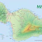 Maui Maps | Go Hawaii   Printable Driving Map Of Kauai