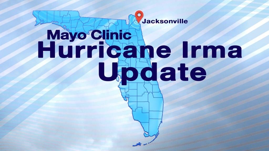 Mayo Clinic Hurricane Irma Update – Mayo Clinic News Network - Mayo Clinic Florida Map