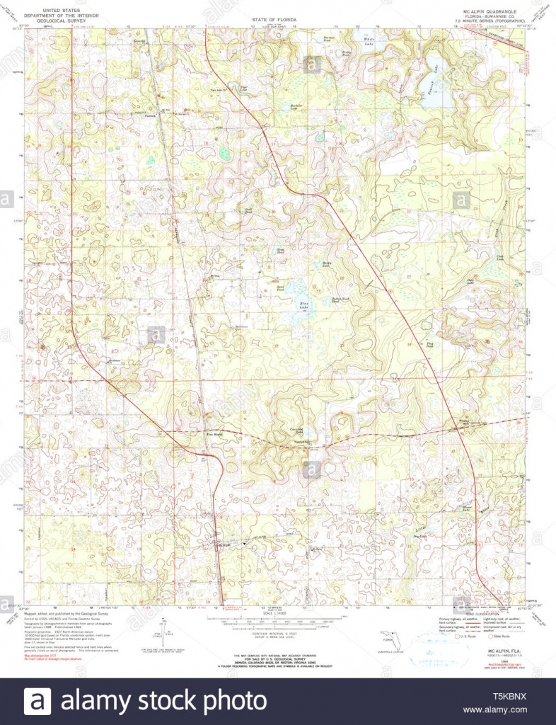 Mcalpin Stock Photos & Mcalpin Stock Images - Alamy - Mcalpin Florida Map