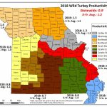 Mdc Predicts Fall Turkey Hunting Likely To Be Challenging | Missouri   Texas Public Hunting Map Booklet