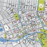 Melbourne Cbd Map   Brisbane Cbd Map Printable