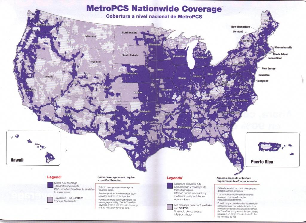 Metropcs Coverage Map ~ Afp Cv - Metropcs Coverage Map Florida