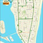Miami Beach Free Trolley Service | South Beach Magazine   Map Of South Beach Miami Florida