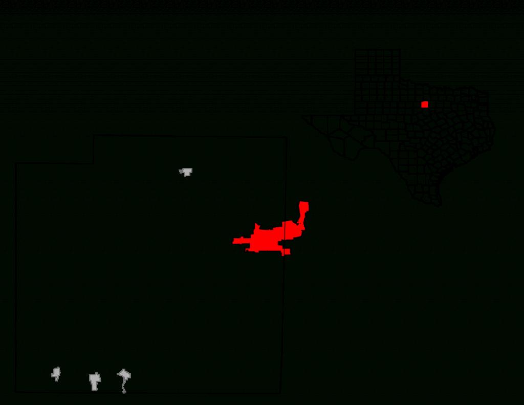 Mineral Wells, Texas - Wikipedia - Mineral Wells Texas Map
