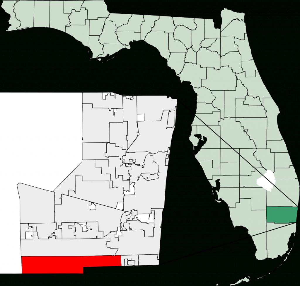 Miramar, Florida - Wikipedia - Lake Worth Florida Map