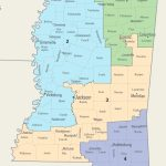 Mississippi's Congressional Districts   Wikipedia   Texas 2Nd Congressional District Map