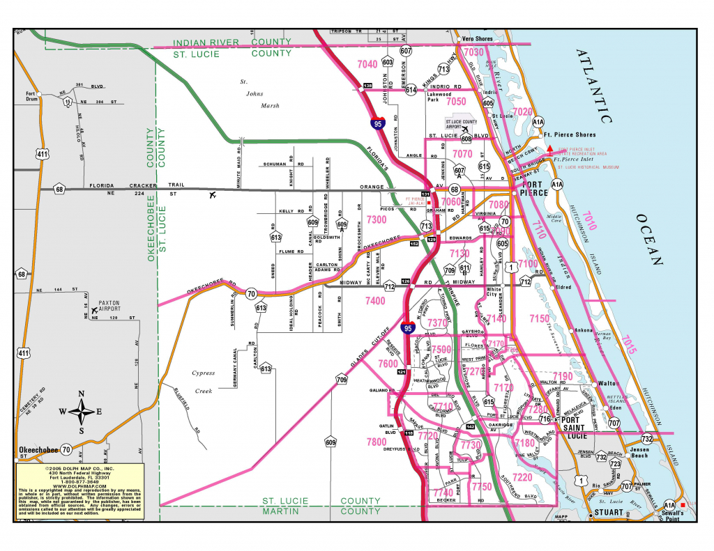 Mls Maps & Marketing Tour - Realtor Association Of Martin County - Map Of Florida Showing Hobe Sound