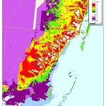 More Sea Level Rise Maps Of Florida's Atlantic Coast   Florida Sea Rise Map