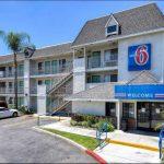 Motel 6 Buena Park Knotts Berry Farm Disneyland Hotel In Buena Park   Motel 6 Locations California Map