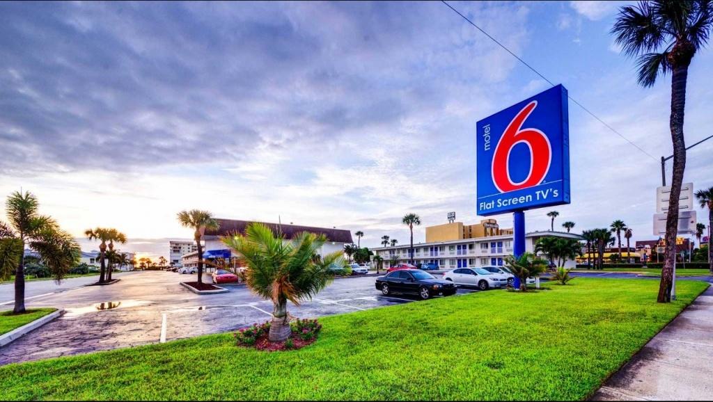 Motel 6 Cocoa Beach Hotel In Cocoa Beach Fl ($89+) | Motel6 - Motel 6 Florida Map