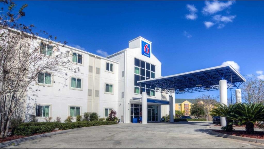 Motel 6 Orlando - International Dr Hotel In Orlando Fl ($53+ - Motel 6 Florida Map