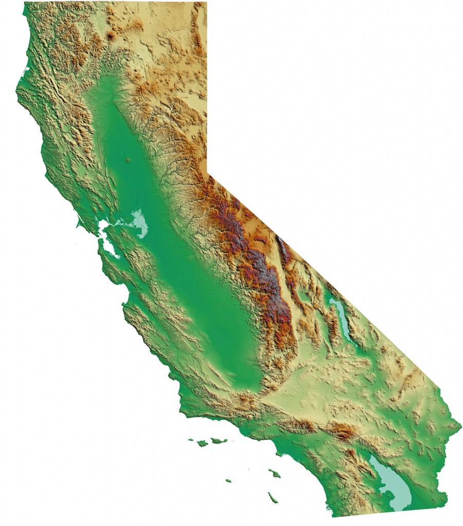 Mwh Constructors | California Topo Map - Mwh Constructors - Topo Map Of California