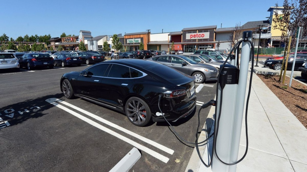 My Kingdom For A Charging Station: One Electric-Vehicle Driver's - California Electric Car Charging Stations Map