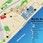 Myrtle Beach Convention Center Directions And Parking   Myrtle Beach Florida Map
