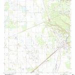 Mytopo Dayton, Texas Usgs Quad Topo Map   Dayton Texas Map