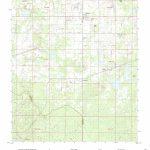 Mytopo Webster, Florida Usgs Quad Topo Map   Webster Florida Map