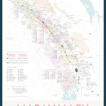 Napa Valley Wine Country Maps - Napavalley - Printable Napa Winery Map