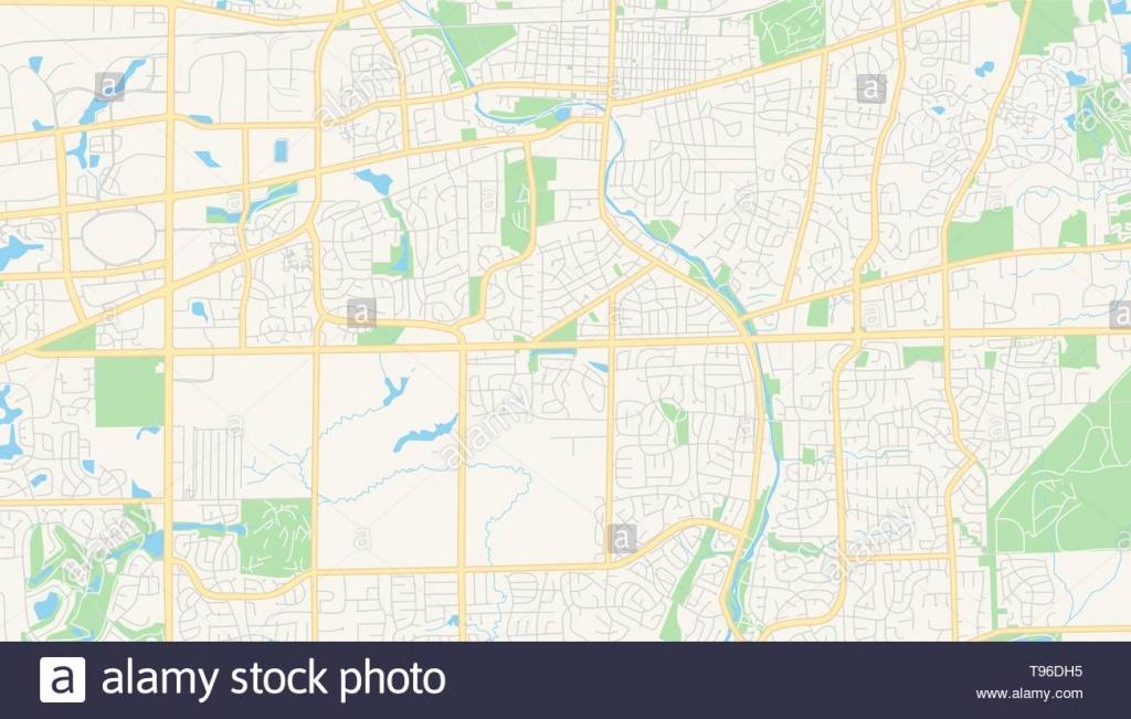 Naperville Illinois Stock Photos & Naperville Illinois Stock Images - Printable Map Of Naperville Il