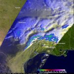 Nasa Sees Gulf Coast Severe Weather From Developing Winter Storm - Texas Satellite Weather Map