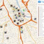 Nashville Printable Tourist Map   Free Tourist Maps ✈   Nashville   Printable Map Of Nashville