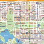 National Mall Map In Washington, D.c. | Wheretraveler   Washington Dc City Map Printable