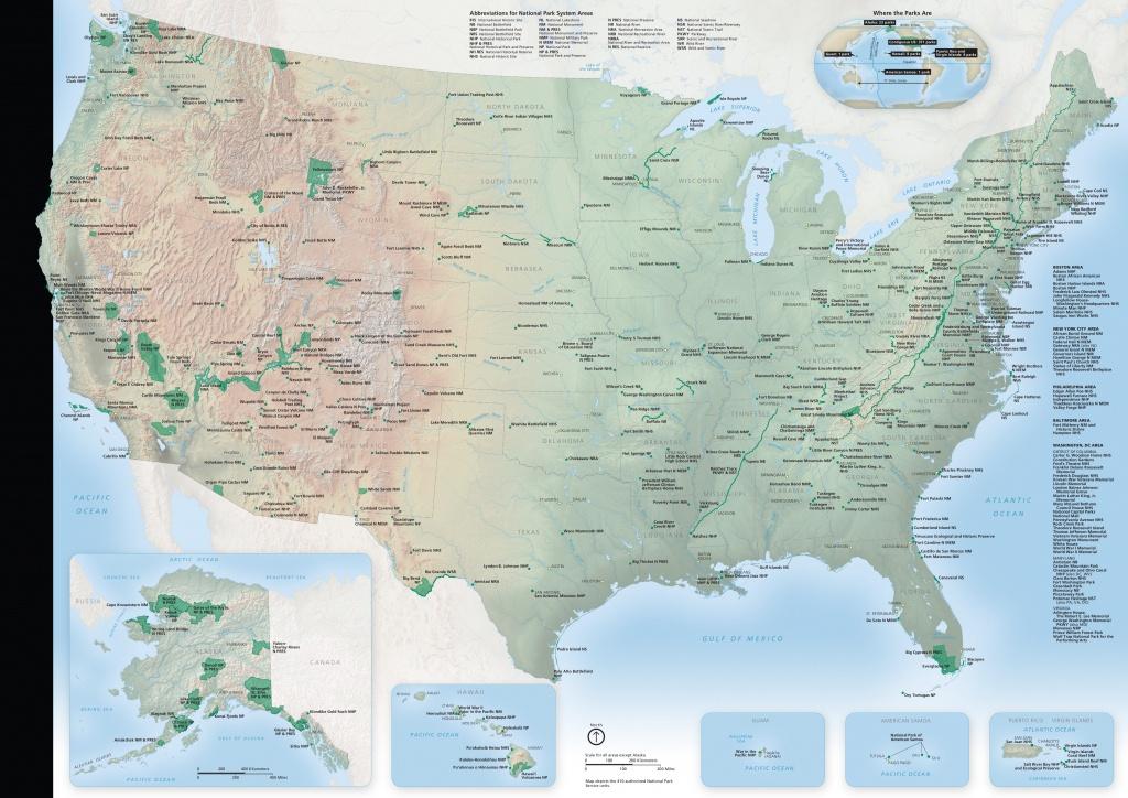 National Park Maps | Npmaps - Just Free Maps, Period. - National Atlas Printable Maps