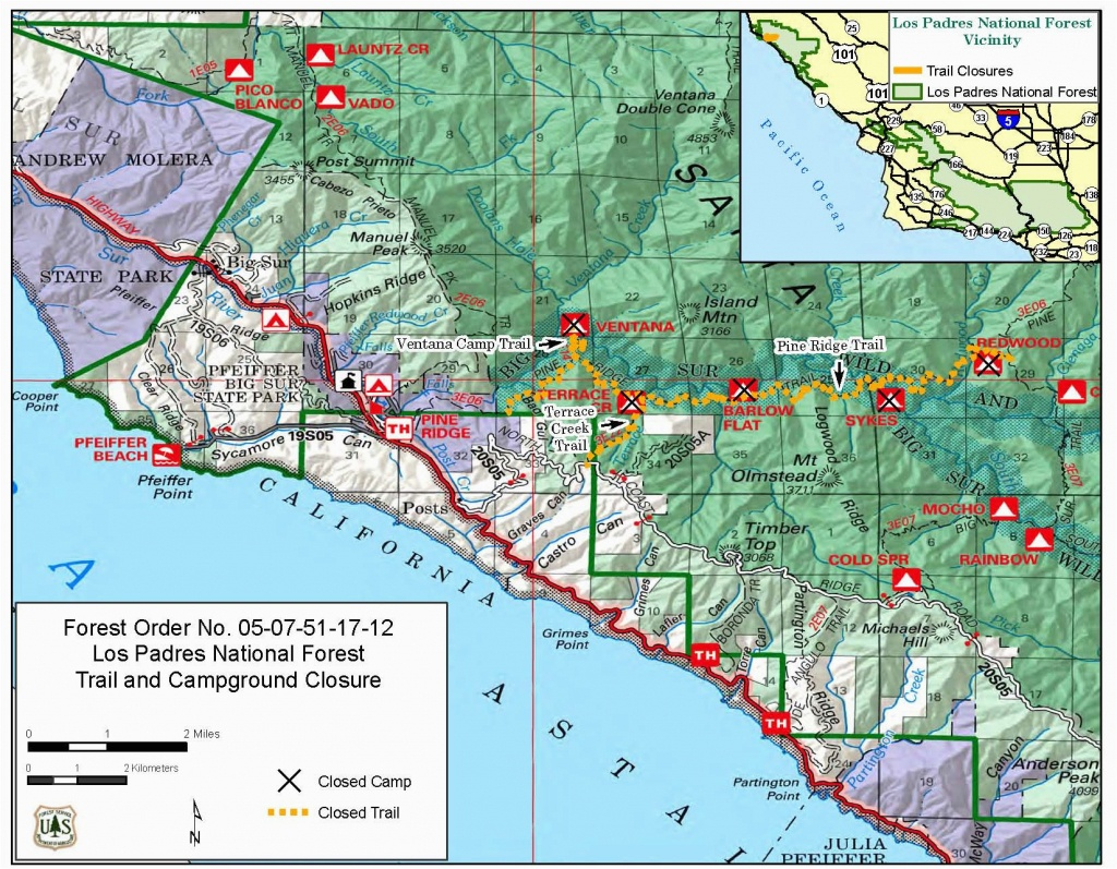 Natural Hot Springs In California Map Sykes Camp Sykes Hot Springs - Natural Hot Springs California Map