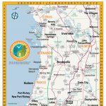 Nature Coast Area Map : Naturecoaster - Lecanto Florida Map