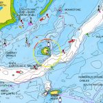 Nautical Chart   Ocean Depth Map Florida