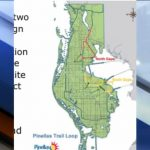 Neighbors Say They Don't Want To See The Pinellas Trail Extension In   Pinellas Trail Map Florida