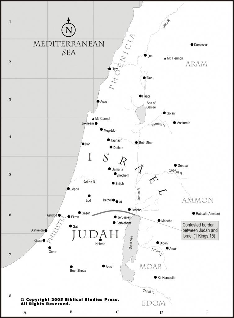 Net Bible Maps   Bible - Printable Bible Maps