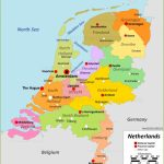 Netherlands Maps | Maps Of Netherlands   Printable Map Of The Netherlands