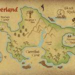 Neverland Map Printable | Freebie! Neverland Map Download | Parents - Printable Neverland Map