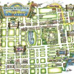 New Map Points The Way For Walking Around Naples | Naples Florida Weekly   Show Me A Map Of Naples Florida