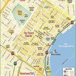 New Orleans French Quarter Map   Us Quarter Map Printable