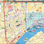 New Orleans French Quarter Tourist Map   Us Quarter Map Printable