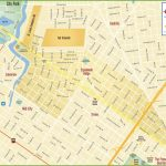 New Orleans Maps | Louisiana, U.s. | Maps Of New Orleans   Us Quarter Map Printable
