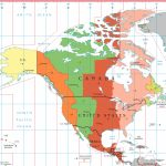 Newfoundland Time Zone - Wikipedia - Printable Time Zone Map For Kids