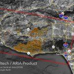 News | Nasa's Aria Maps California Wildfires From Space   Show Me A Map Of California Wildfires