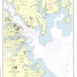 Noaa Nautical Charts Now Available As Free Pdfs |   Boating Maps Florida