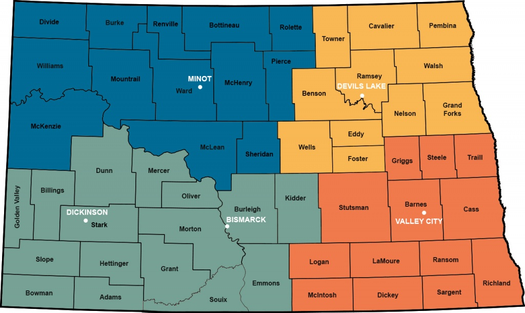 North Dakota Contacts | Usda Rural Development - Usda Loan Florida Zone Map