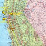 Northern California Map   Northern California Highway Map