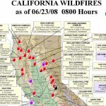 Northern California Wildfire Map   Highboldtage   California Wildfire Map