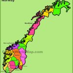 Norway Maps | Maps Of Norway - Printable Map Of Norway